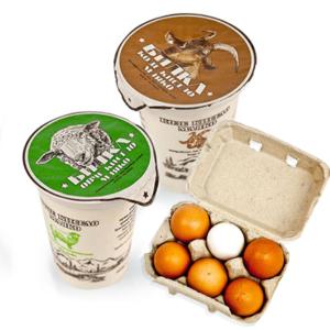 Млечни и яйца